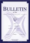BULL_AMERICAN_SOCIETY